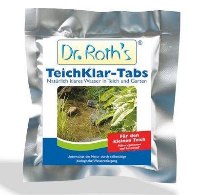 Dr.Roths TeichKlar-Tabs