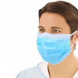 Certyfikowana maska ochronna 3Ply, opakowanie 20szt