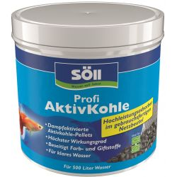 Soll NitratEntferner Długotrwała ochrona przed azotanami,  zwiększa aktywności metaboliczną w akwarium