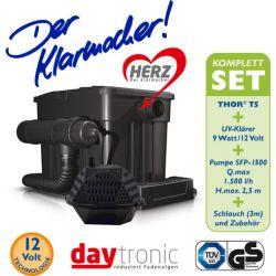 Zestaw filtracyjny THOR T5 z technologią HERZ®