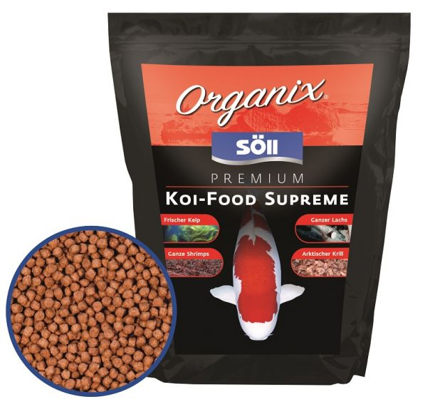 Premium Koi-Food Supreme