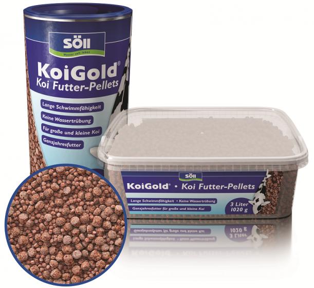 KoiGold® Pellets