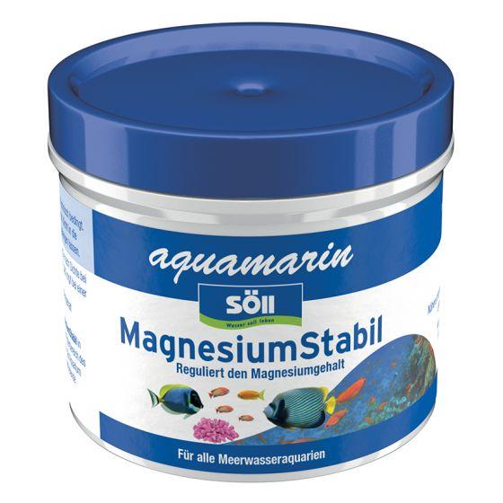 Soll MagnesiumStabil środek stabilizujący zawartość magnezu do akwarium morskiego