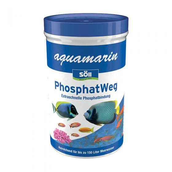 aquamarin PhosphatWeg