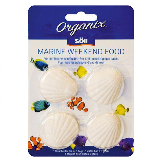Organix Marine Weekend Food