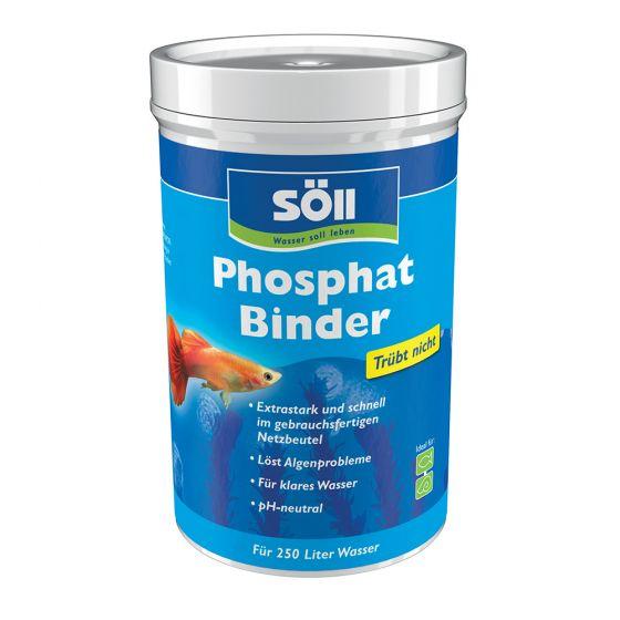 Soll PhosphatBinder, absorbent fosforanów do akwarium, do wody słonej i słodkiej