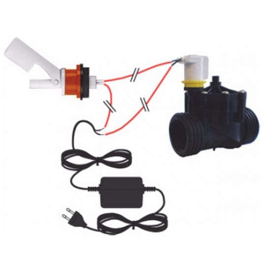 System Comp Automatyczne uzupełnianie wody
