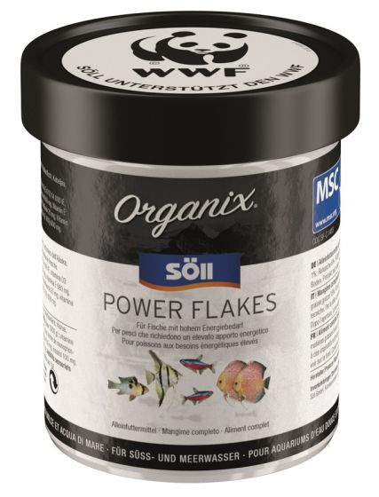 Organix Power Flakes
