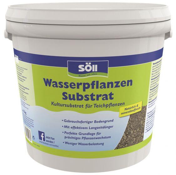 WasserpflanzenSubstrat